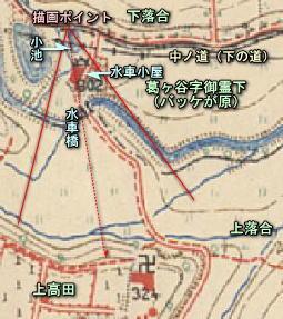 水車橋近く1925.jpg