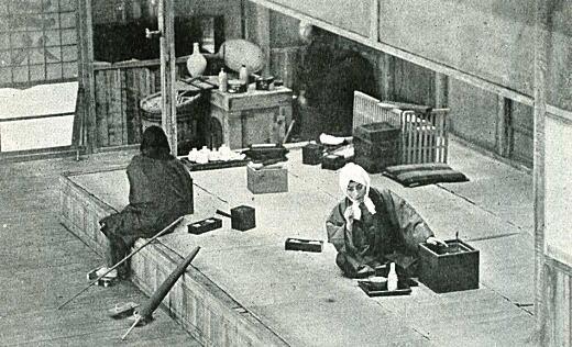河内山と直侍1950頃.jpg