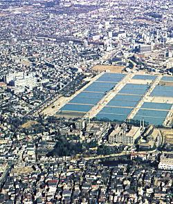 淀橋浄水場1962.jpg