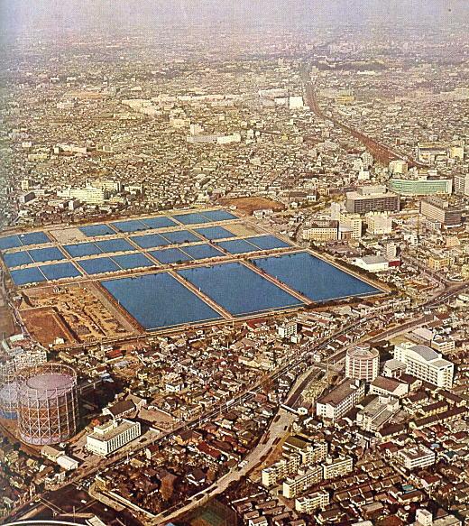 淀橋浄水場1966.jpg