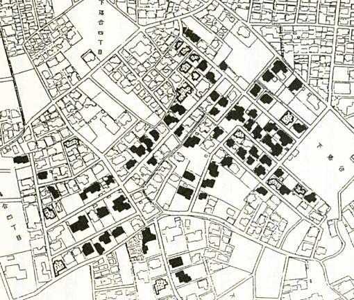 火保図建物分布図1938.jpg