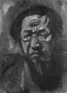 片多徳郎自画像1928.JPG