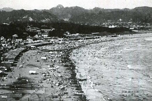 由比ヶ浜1930.jpg