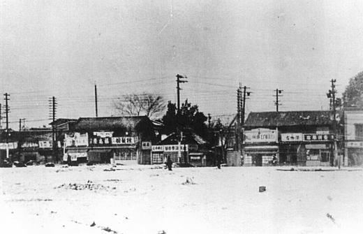 目白中学校跡1928頃.jpg