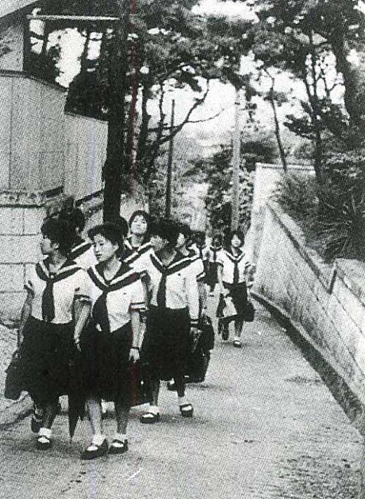 目白学園登校風景1960年代.jpg