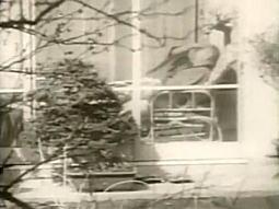 石橋湛山邸テラス1957.JPG