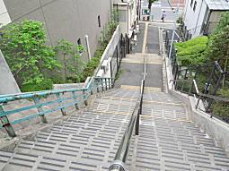 神田久保階段.JPG
