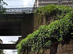 神田川・山手線レンガ橋梁.JPG