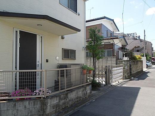 秋山清宅跡.JPG