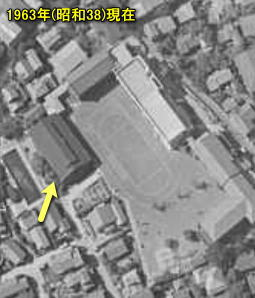 落一小体育館1963.jpg