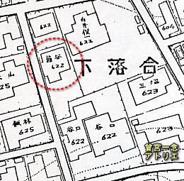 蕗谷虹児アトリエ1938.jpg