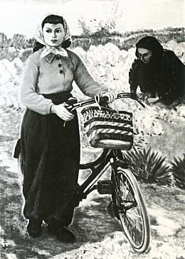 藤川栄子「働く婦人達」1942.jpg