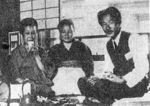 谷中時代の中村彝と岡崎キイ.jpg