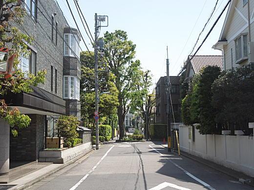 近衛篤麿邸跡.JPG