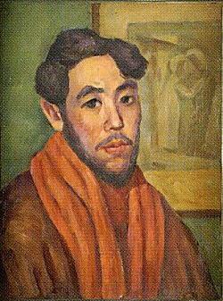 里見勝蔵自画像1919.jpg