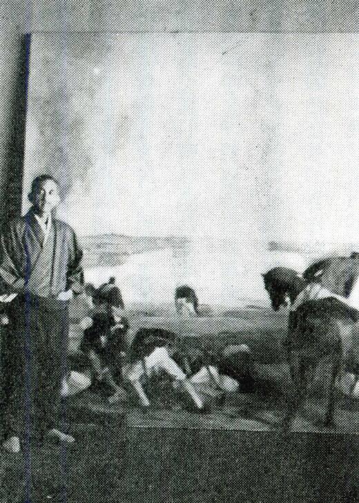 金山平三「平壌での戦い」1933.jpg