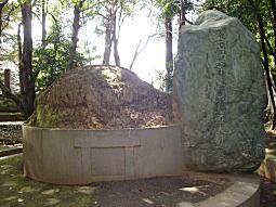 鍋島直大墓.JPG