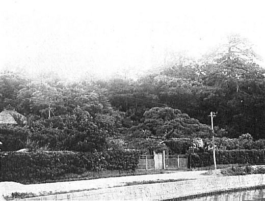 関口芭蕉庵1935.jpg