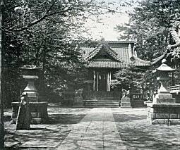 雑司ヶ谷鬼子母神1933.jpg