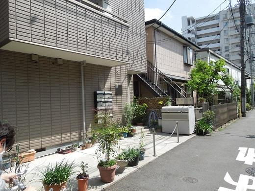 鶴田吾郎邸跡.JPG