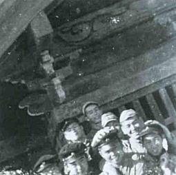 黒門出番所1947ごろ.jpg