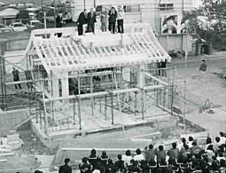 黒門棟上式1996.jpg